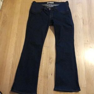 J brand maternity jeans bootcut